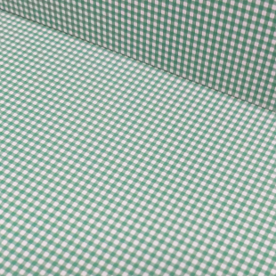 Green Gingham Card 300gsm