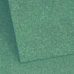 Green Glitter 1