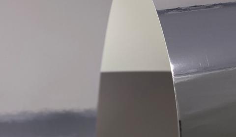 Gunmetal Mirror Card 270gsm