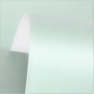 Powder Green Pure Pearl Card Blanks Double Sided 300gsm