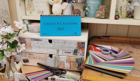 2022 Create-A-Desk-Calendar