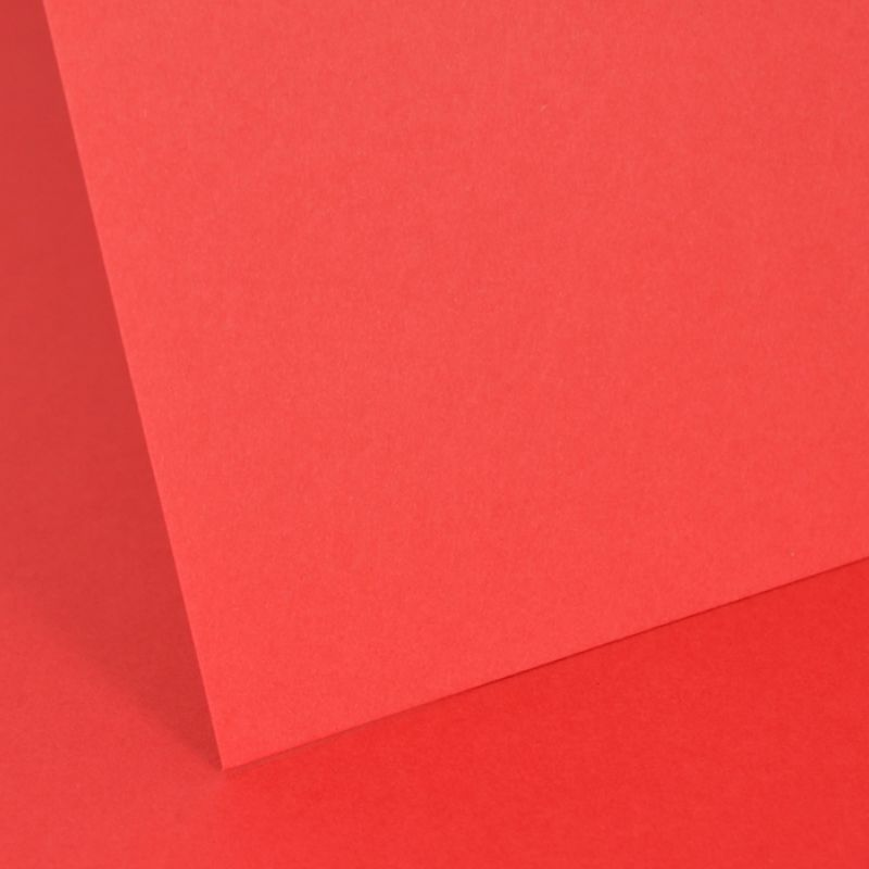 Intensive Red 210Gsm