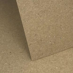Fleck Kraft Card Blanks Double sided 250gsm