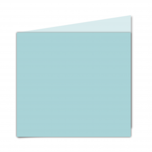 Large Square Card Blank Celeste 01