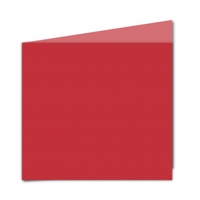 Large Square Card Blank Lampone 01