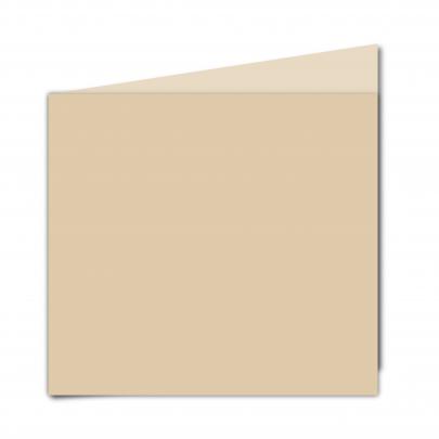Large Square Card Blank Sabbia 01