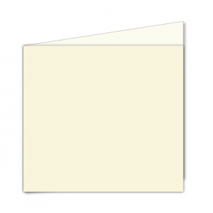 Large Square Card Blank Ivory 01