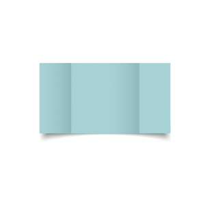 Large Square Gatefold Celeste Sirio Colour Card Blanks