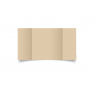 Large Square Gatefold Sabbia Sirio Colour Card Blanks