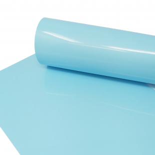 Light Blue Lustrelux Gloss One Sided