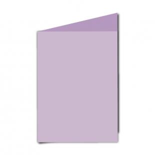 "5"" x 7"" Lilac Card Blanks"