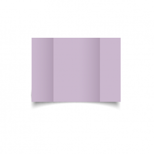 A6 Gatefold Lilac Card Blanks