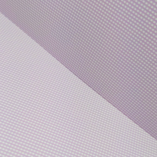 Lilac Gingham Card 300gsm