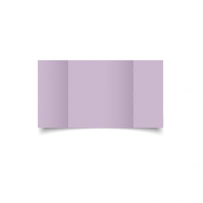 Lilac Large Square Gate Fold Card Blank 01