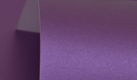 Royal Purple Pure Pearl Card Blanks One Sided 300gsm