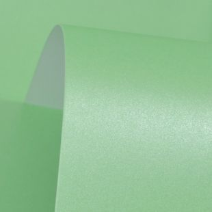 Sea Green Cosmos Pearl Card Blanks One Sided Pearlised 300gsm