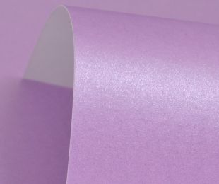 Lustre Print 300Gsm Periwinkle Clnd