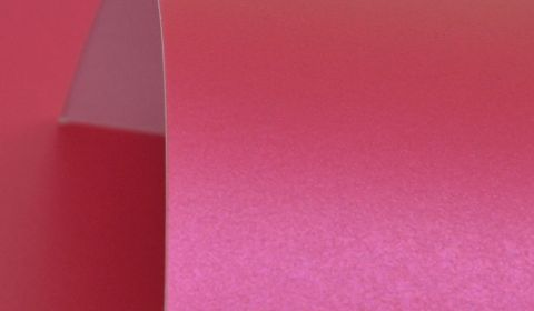 Rani Pink Pearlised Card 300gsm