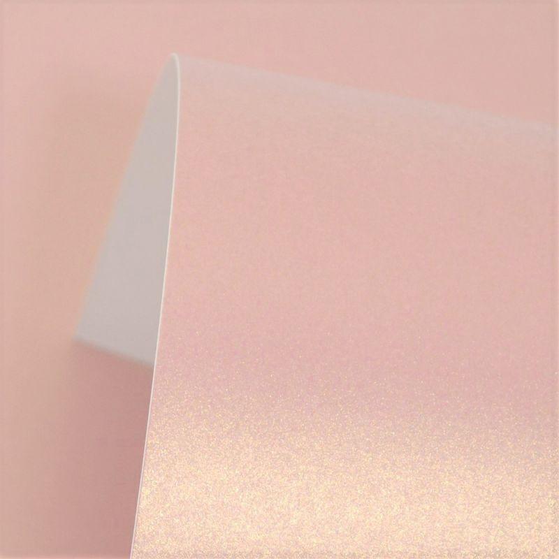 Lustre Print 300Gsm Rose Gold Clnd