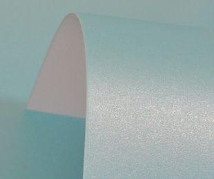 Lustre Print 300Gsm Sea Blue Clnd