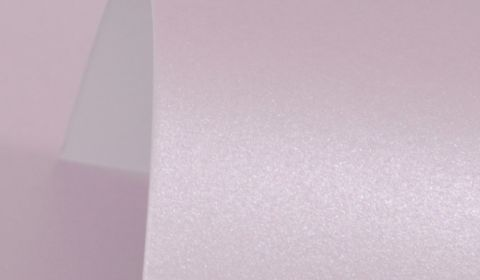 Powder Purple (Tea Rose) Pearlised Card 300gsm