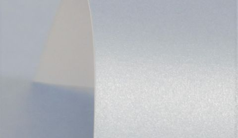 Powder Blue Pure Pearl Card Single Sided 300gsm