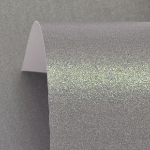 Dazzle Green Cosmos Pearl Card Blanks One Sided 300gsm