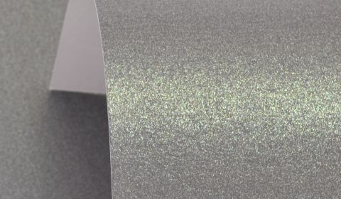 Dazzle Green Pure Pearl Card Blanks One Sided 300gsm