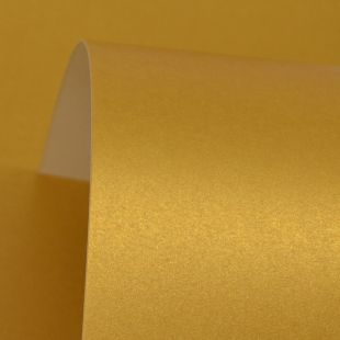 Royal Gold Pure Pearl Card Blanks One Sided 300gsm