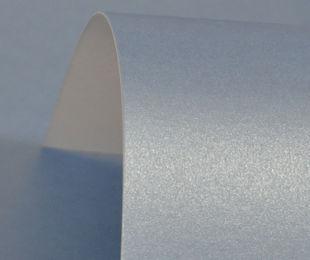Lustre Print Silver Maya Blue 300Gsm