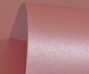 Lustre Print Silver Persian Pink 300Gsm
