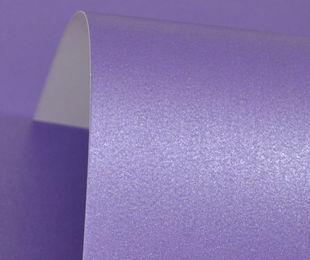 Lustre Print Silver Plum 300Gsm