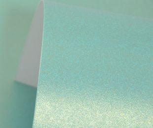 Lustre Print Turquoise 300Gsm