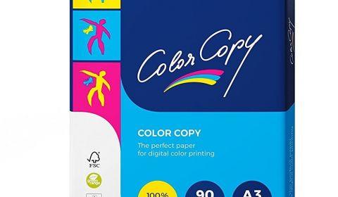 A3 (297X420mm) Mondi Color Copy Paper White 90gsm