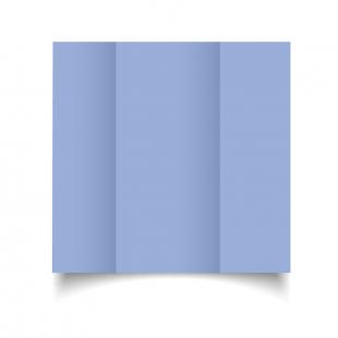 DL Gatefold Marine Blue Card Blanks