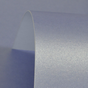 Maya Blue Pure Pearl Card Blanks Double Sided 300gsm