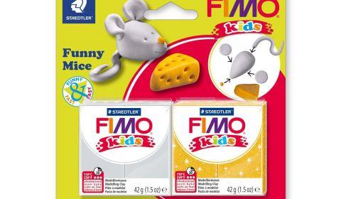 FIMO Kids Set Funny Mice