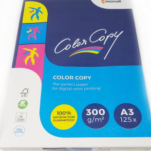 A3 Mondi Color Copy Paper White 300gsm