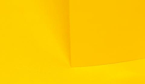 Mustard Yellow Plain Card 240gsm