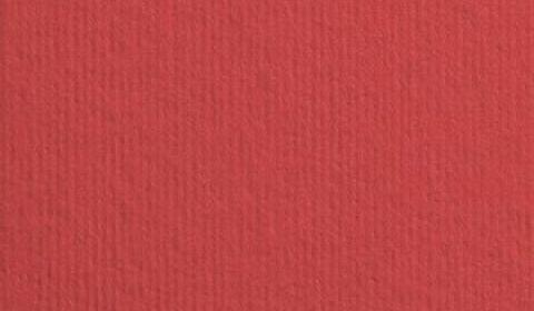 Rosso Fuoco Nettuno Linen Effect Card 280gsm