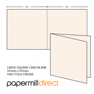 Pmd Large Square Card Blank