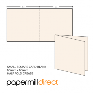 Pmd Small Square Card Blank