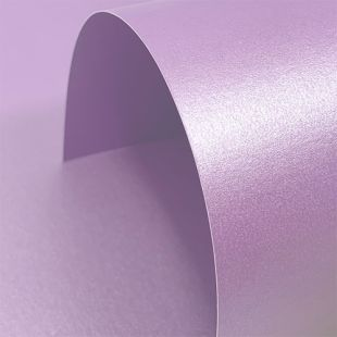Periwinkle Purple Pure Pearl Card Blanks Double Sided 300gsm