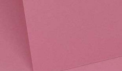 Pink Card Blanks Double Sided 290gsm