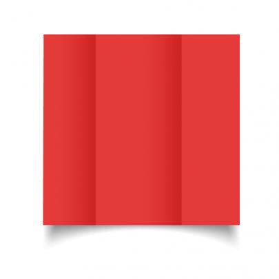 Post Box Red Dl Gate Fold Card Blank 01