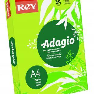 A4 (210x297mm) Rey Adagio Kiwi 80gsm | 500 Sheets