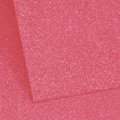 Raspberry Giltter Card
