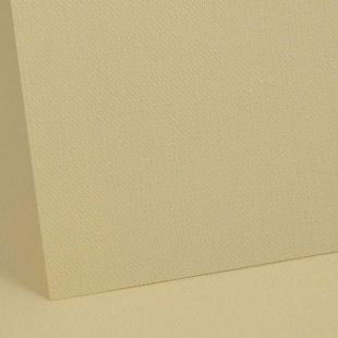 Rich Cream Hopsack Card Blanks 255gsm