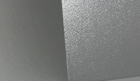 One Sided Silver Sandgrain Card 305gsm