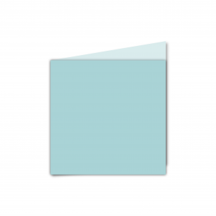 Small Square Card Blank Celeste 01